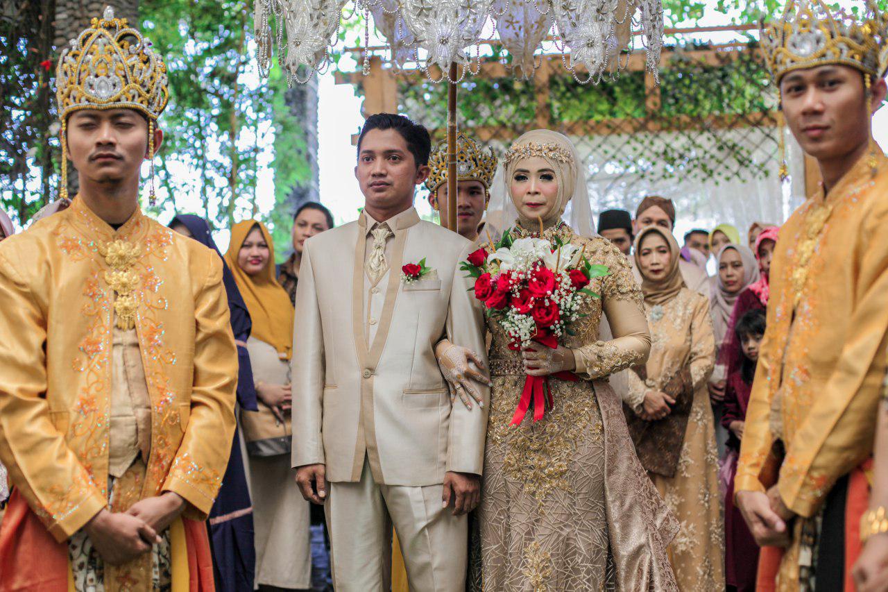 Kapasitas Gedung Pernikahan Luas di Bekasi
