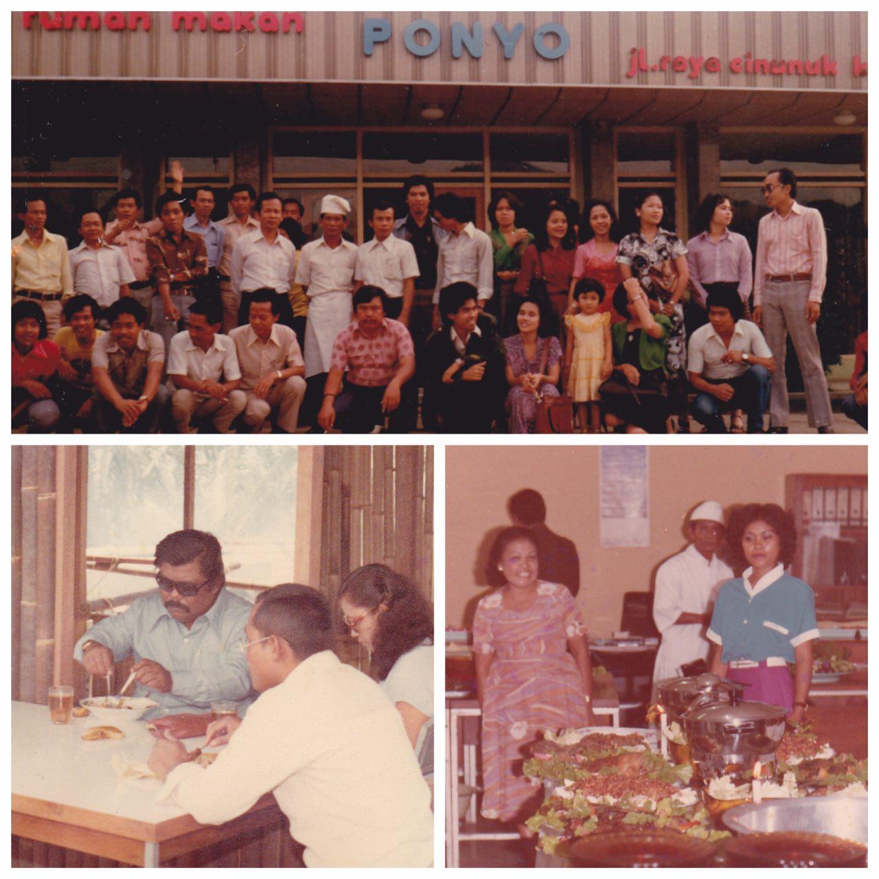 sejarah rumah makan ponyo