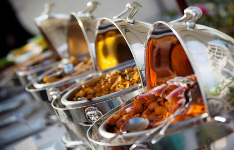 Paketan catering yang tersedia di Ponyo Bekasi