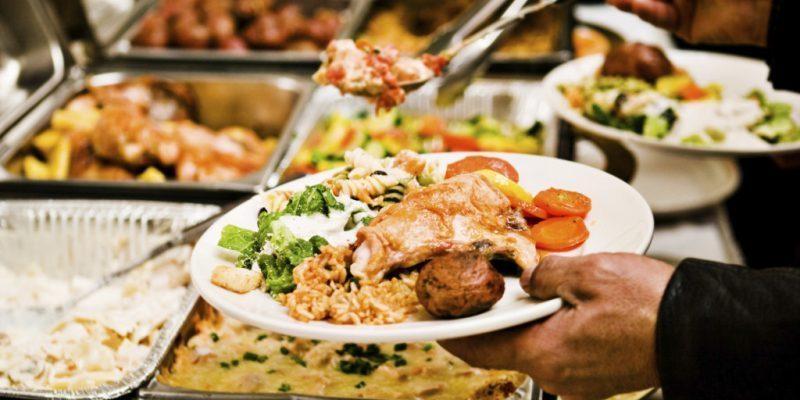 Paketan catering yang tersedia di Ponyo Cianjur