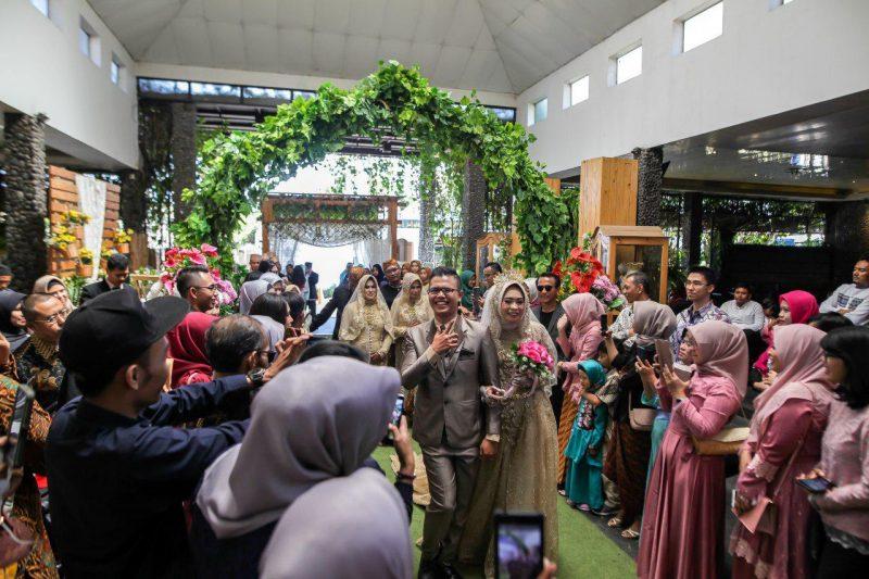 Paket pernikahan murah di Ponyo Bogor