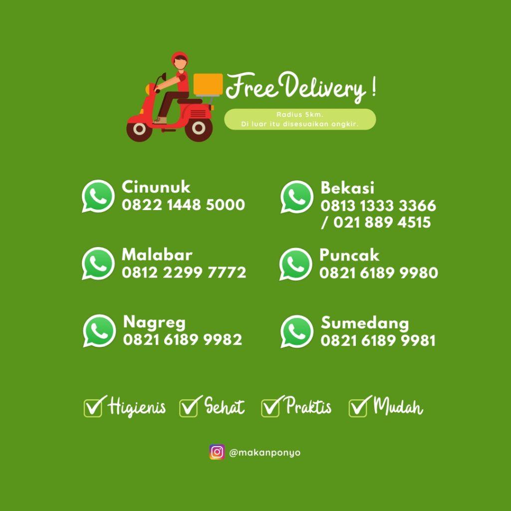 delvery order